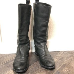 Madewell flat riding boots